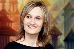 V. Čmilytė-Nielsen griauna stereotipus apie šį intelektualų sportą