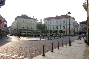Apsisprendė: paminklas J. Basanavičiui stovės prie filharmonijos