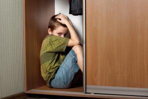 Savaitgalį – smurtas prieš vaikus ir žmonas
