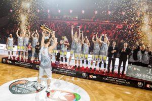 Vilniaus savivaldybė rems keturis sporto klubus