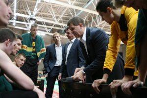 """LKL čempionate – užtikrinta """"Šiaulių"""" krepšininkų pergalė"""