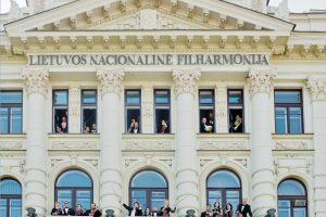Minint valstybės šimtmetį Vilniuje trispalve nušvis kai kurie pastatai, tiltai