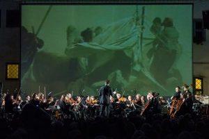 Valdovų rūmuose atgims primiršta lietuviško kino muzika