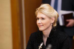 Seimo opozicija reiškia nepasitikėjimą VRK pirmininke