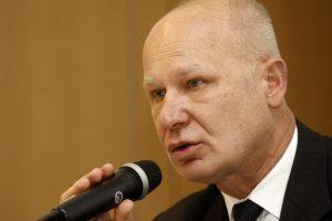 Darbą pradeda naujas sveikatos apsaugos viceministras A. Šešelgis