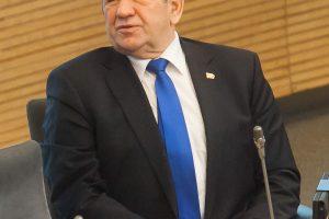 Taškas: K. Pūkas palieka Seimą, apkalta nutraukta