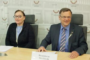 B. Matelis: LRT tyrimo komisijoje mums nebeliko vietos