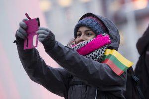 Du trečdaliai lietuvių patenkinti savo gyvenimu