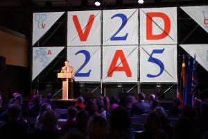 Vilniaus dailės akademija švenčia 225 metų jubiliejų