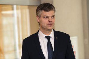 """Seimo """"valstiečiai"""" turi klausimų VSD vadovui"""