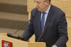 A. Kubilius apie santykius su Lenkija: reikia įveikti istorinius kompleksus