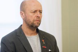 Išimties tvarka Lietuvos piliečiu tapęs J. Ohmanas: Rusija turi sustoti