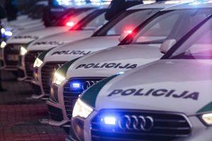 Vilniaus policija ieško eismo įvykio dalyvės ir liudininkų