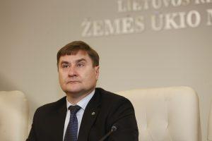 Naujasis NŽT vadovas žada viešinti korupcijos atvejus