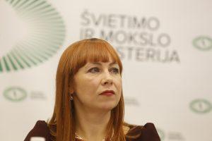 Ministrės atsakas streikuojantiems mokytojams: algos viršys 1000 eurų