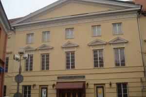 A. Mickevičiaus bibliotekai ir Jaunimo teatrui – beveik 10 mln. eurų