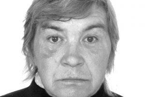 Prašo pagalbos: Trakuose dingo moteris