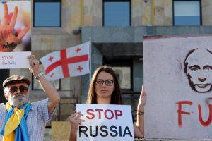 Lietuva pasmerkė rinkimus Pietų Osetijoje