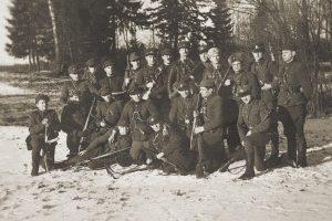 Pirmąkart visuomenei pristatoma partizanų 1949 m. vasario 16 d. deklaracija