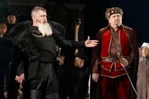 """Valdovų rūmuose – istorinė opera """"Radvila Perkūnas"""""""