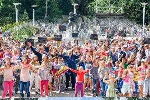 Tūkstančiams Lietuvos vaikų – įdomesnė vasara