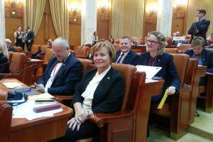 R. Juknevičienė perrinkta NATO Parlamentinės Asamblėjos vicepirmininke