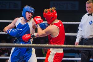 V. Karpačiausko bokso turnyre lietuviai įveikė lenkus