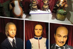 Mažeikių muziejuje – istoriniai vaškiniai personažai