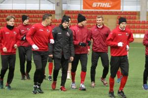 """""""Sūduva"""" atsisakė dviejų futbolininkų paslaugų"""