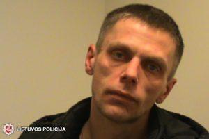 Policijai vėl įkliuvo 15 kartų teistas kišenvagis