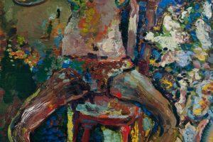 Nacionalinėje dailės galerijoje – A. Skačkausko tapyba ir poezija