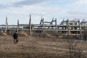 R. Šimašius ir A. Zuokas susikirto dėl nacionalinio stadiono pavadinimo