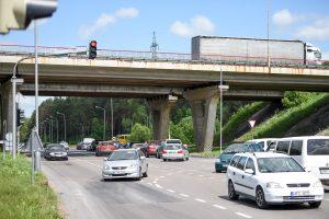 Skaičiuojama, kas pigiau: Kleboniškio tilto platinimas ar naujo statyba