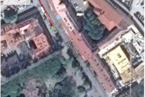 Laikinai perkeliama viešojo transporto Trakų stotelė