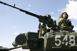 """Lietuva gavo Rusijos kvietimą stebėti karines pratybas """"Zapad"""""""