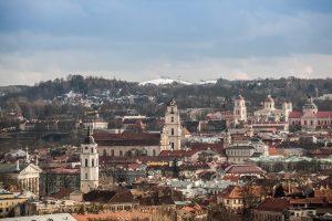 Vilniaus meras – už ministerijų iškėlimą iš miesto centro