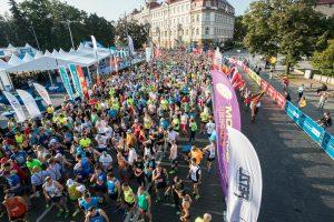"Per ""Danske Bank Vilniaus maratoną"" bus eismo ribojimų"