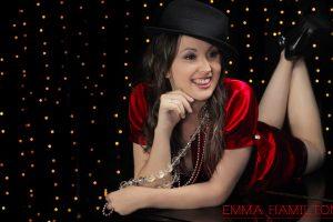 Prancūziškojo šansono ir bliuzo princesė E. Hamilton koncertuos Vilniuje