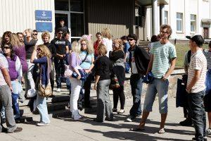 Šiaulių universiteto studentų gretas papildys per 600 pirmakursių
