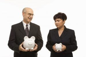 Neguodžianti ataskaita: ekonominis lyčių skirtumas išnyks tik po 170 metų