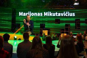 """M. Mikutavičiaus antrininkas balso panašumu apgavo net buvusią jo """"nuotaką"""""""