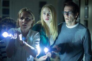 Iš tamsos baimės aktorių K. Baconą išvadavo... siaubo filmas