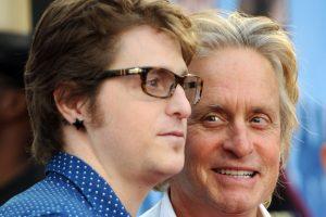Paklydėlis Holivudo žvaigždės M. Douglaso sūnus paleidžiamas iš kalėjimo