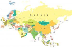 Kaip šiais laikais sudaromi žemėlapiai?
