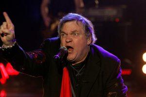 Per pasirodymą apalpo amerikiečių roko žvaigždė Meat Loaf