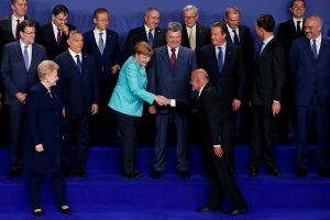 Varšuvoje prasidėjo NATO viršūnių susitikimas