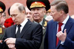 V. Putinas nušalino savo sąjungininką – Kremliaus administracijos vadovą