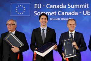 Kuo Lietuvai svarbi Kanados ir ES prekybos sutartis?