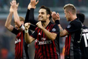 """Puikus įvartis leido """"Milan"""" futbolininkams priartėti prie """"Roma"""""""