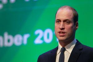 Princas Williamas įspėjo apie didėjančią laukinių gyvūnų išnykimo grėsmę